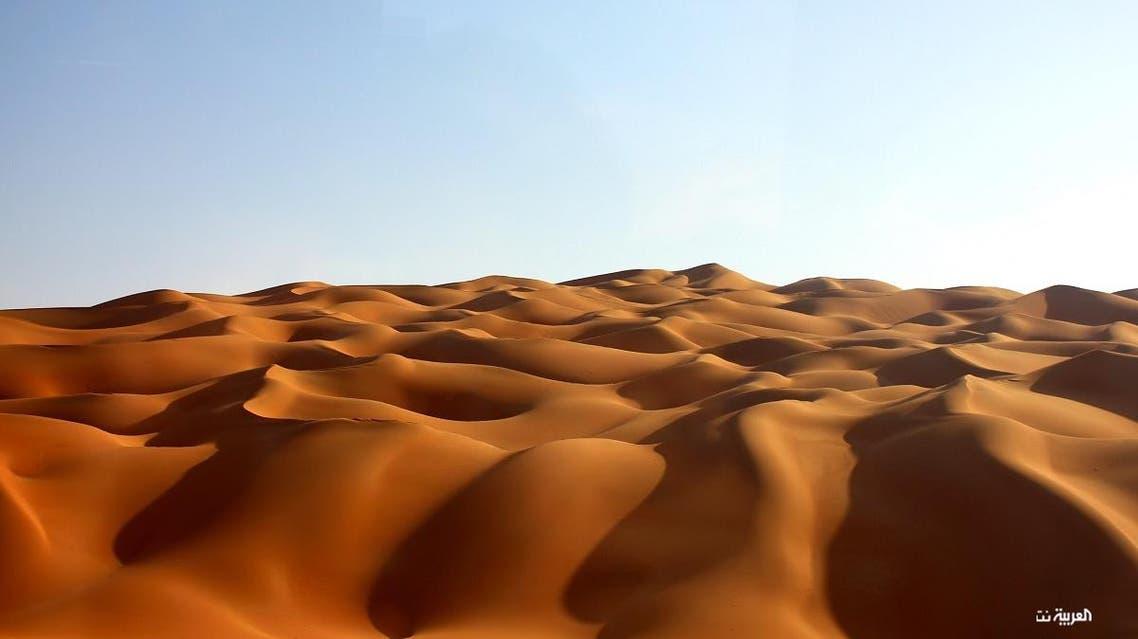 Saudi desert2