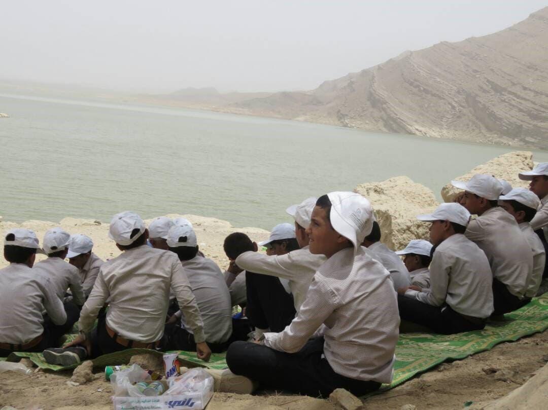 Yemen exchild soldiers KSRelief 3