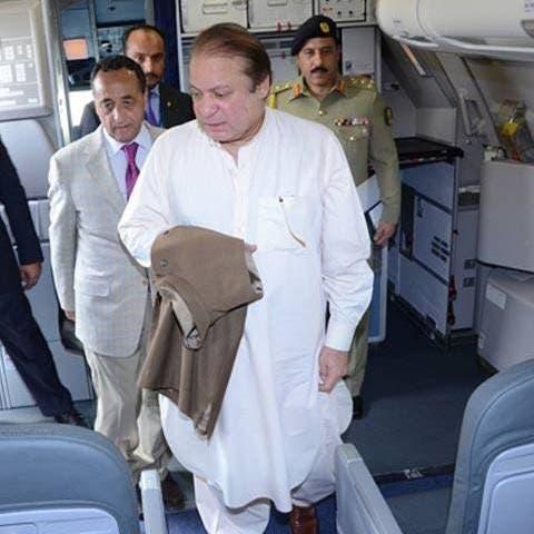 لأسباب صحية.. نواز شريف يغادر باكستان لبريطانيا