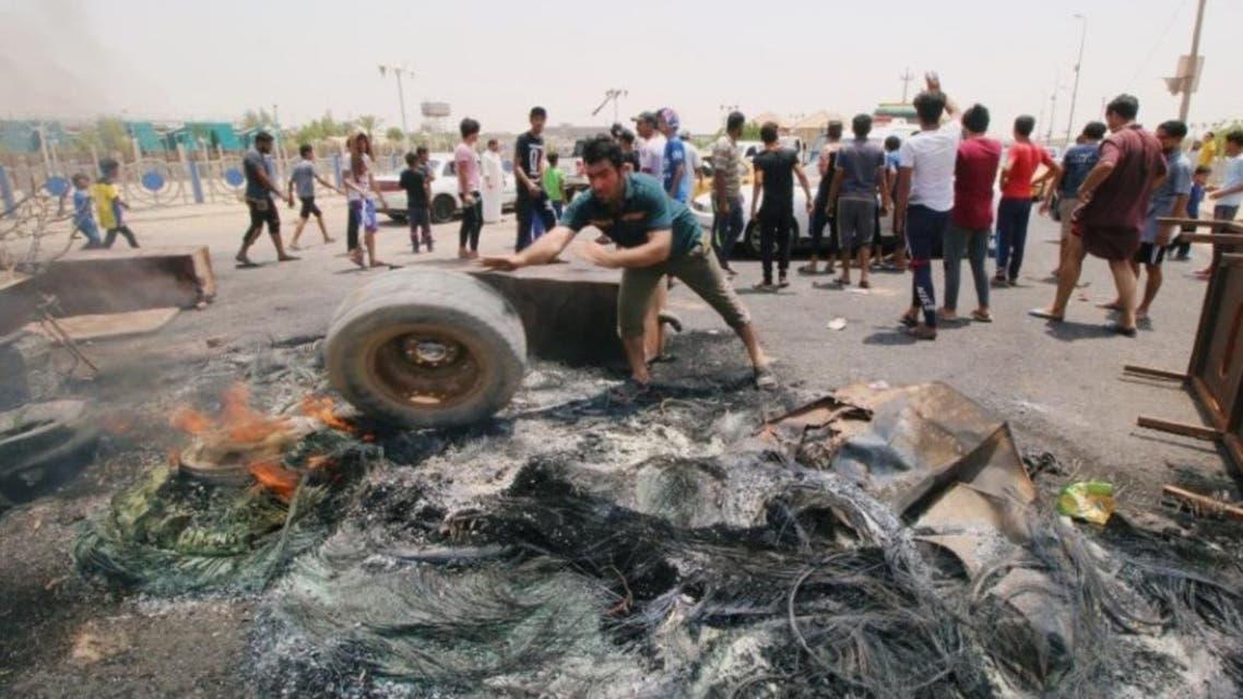 Basra city of Iraq