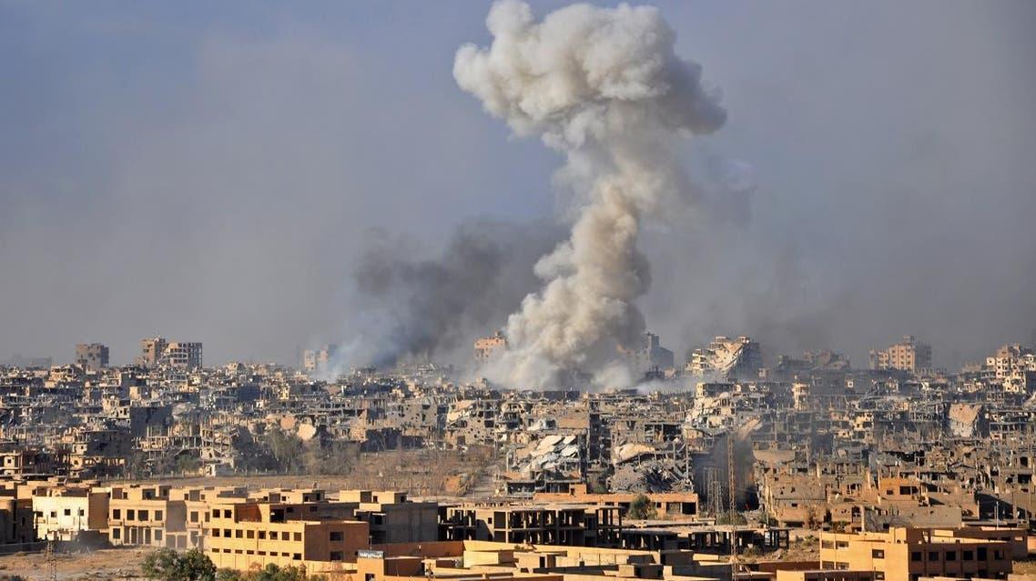 Deir Ezzor (AFP)