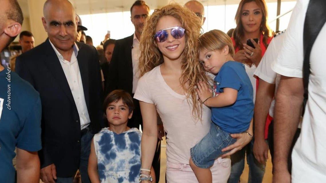 Shakira (Supplied)