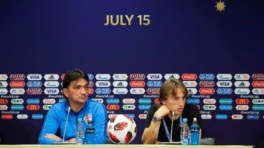 زلاتكو ومودريتش: كرواتيا جاهزة لأهم مباراة في تاريخها