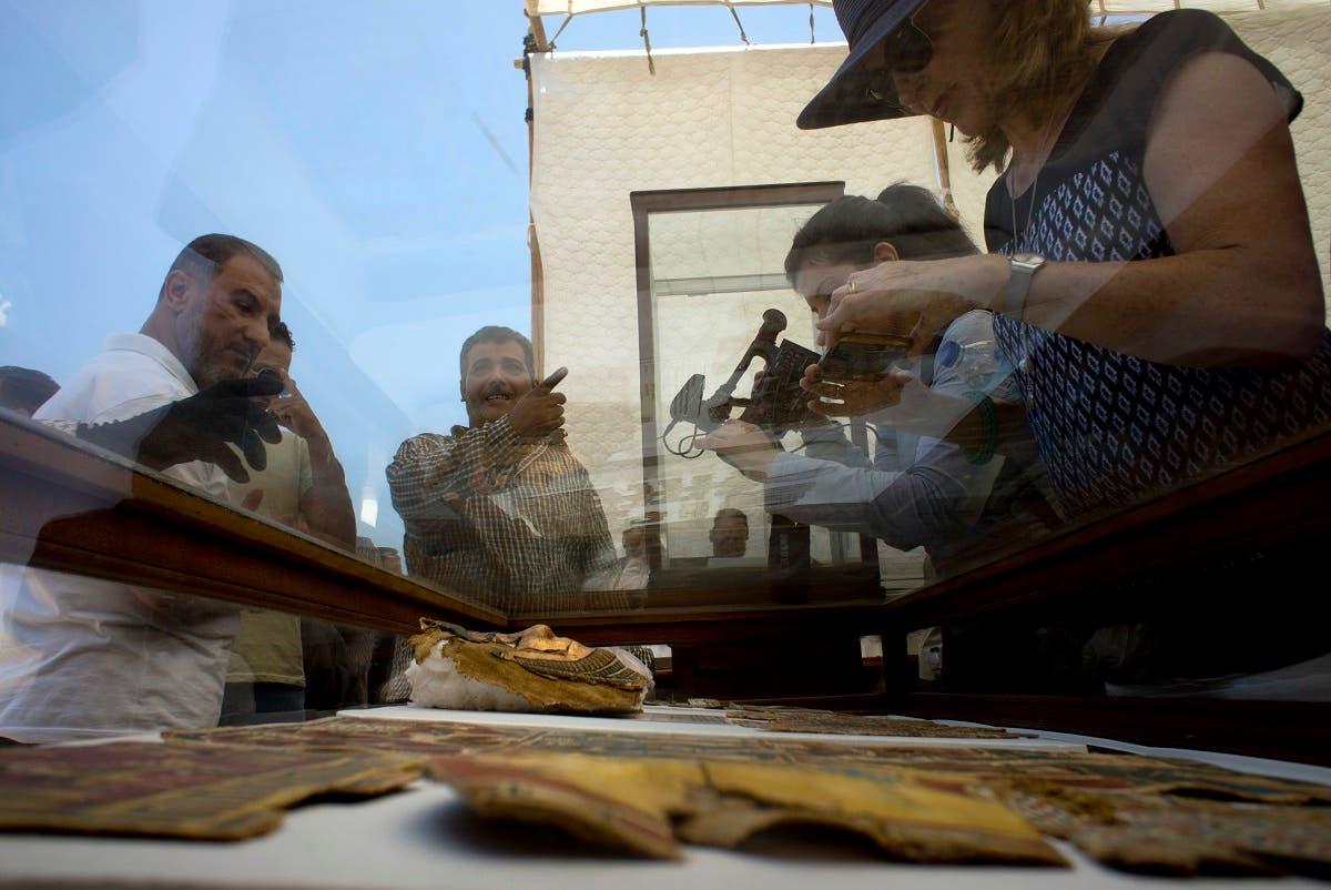 Egypt Mummy 2 (AP)