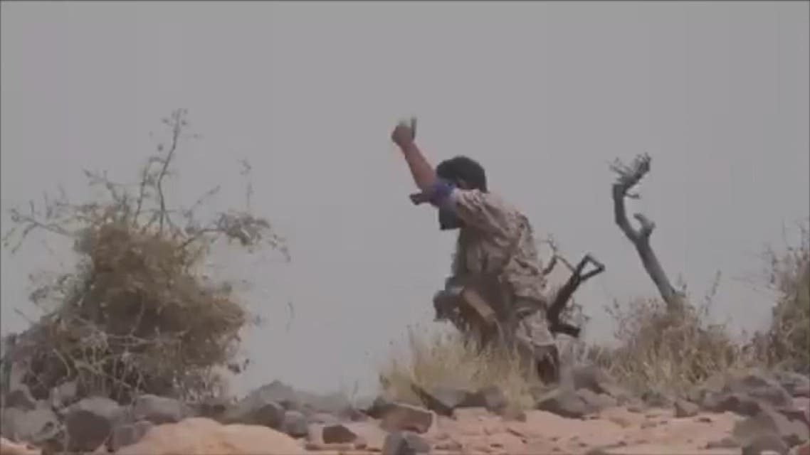 THUMBNAIL_ الجيش اليمني يقترب من مركز باقم في صعدة