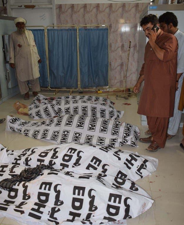 pakistan attack afp quetta