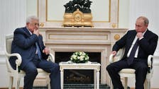 Abbas meets with Putin in Moscow, days after Netanyahu visit