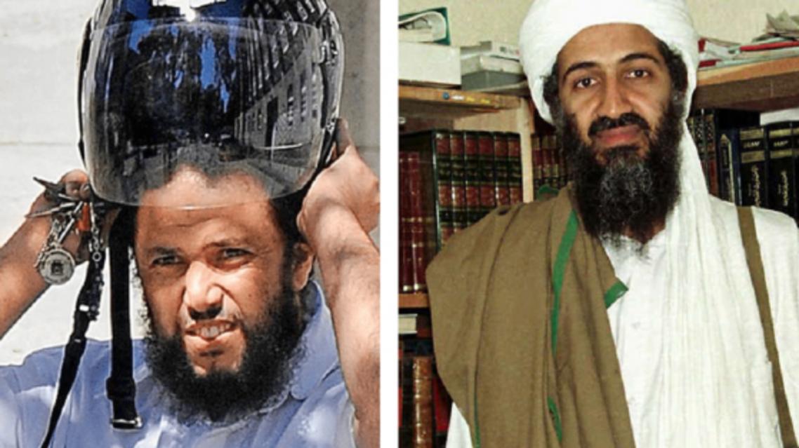 Tunisian Sami bodyguard of Osama bin laden (Supplied)