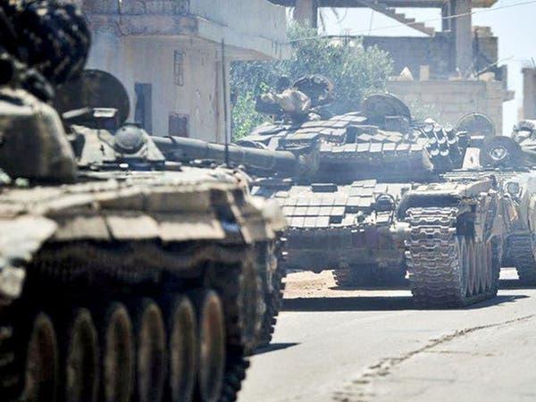 سوريا.. المعارضة في درعا تبدأ تسليم سلاحها الثقيل