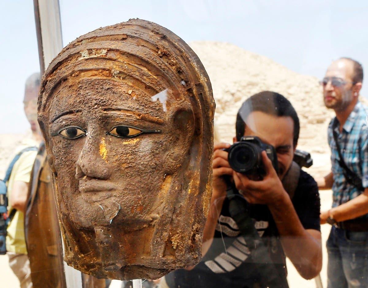 Egypt Mummy 1 (AP)