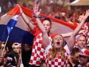 انتصارات المنتخب تنسي الكرواتيين مشاكل بلادهم