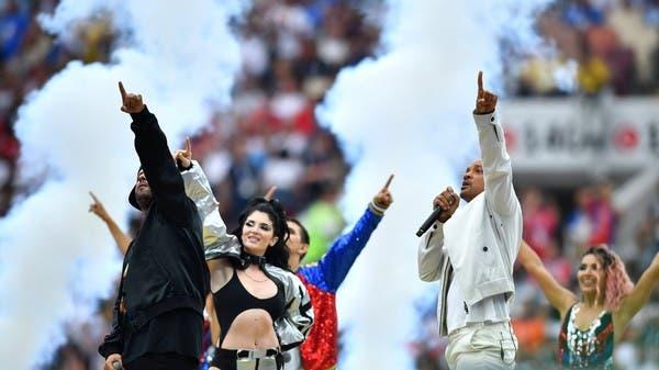 بالصور.. حفل ختام نهائيات كأس العالم
