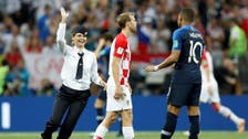 Pussy Riot claims on-field protest at World Cup final