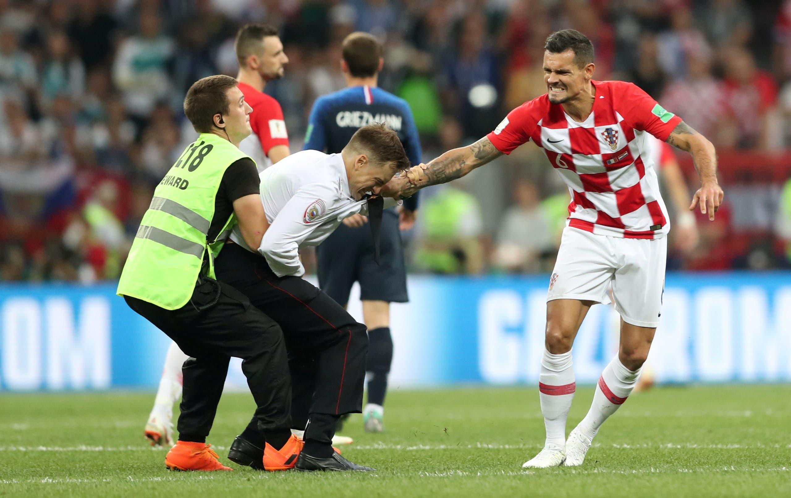 فرنسا كرواتيا