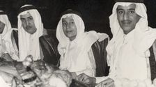 Saudi research and archives foundation shares picture of 18-year-old King Salman