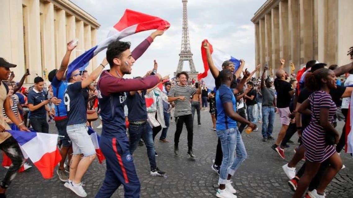 Fan frenzy after World Cup final