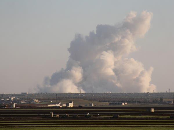 9 قتلى من قوات النظام في القصف الإسرائيلي على حلب