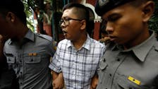 Reuters reporter says Myanmar police planted 'secret' papers