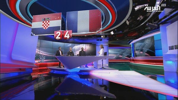 روسيا2018 | 15 يوليو 2018