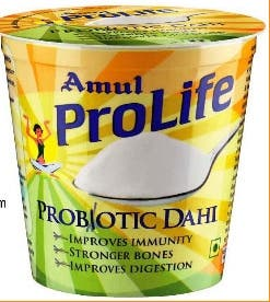 Amul's probiotic ice cream is also lapped up by probiotic fans. (Supplied)
