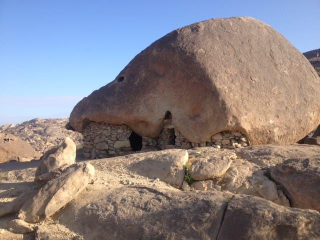 Exploring Saudi Arabia: Pre-historic caves that make Shada Mountains unique
