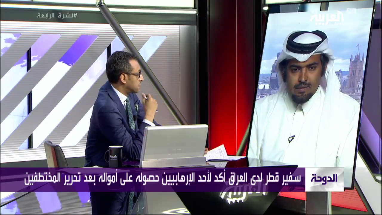 Prominent Qatari opposition figure, Khalid Al-Hail