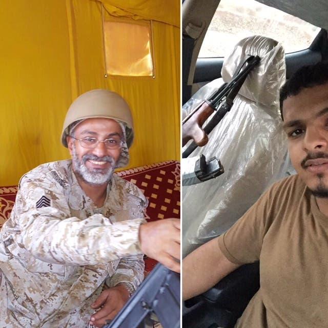 محمد المالكي ووالده جابر