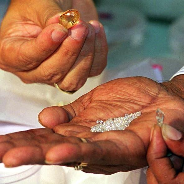 الصين تستورد الماس بـ1.6 مليار دولار في 6 أشهر