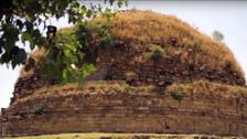 VIDEO: Centuries-old stupa in Pakistan tells tales of kings and their enemies