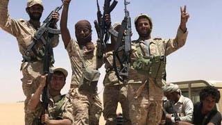 بدعم التحالف.. مديرية حيران في حجة بقبضة الجيش اليمني