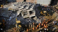 IN PICTURES: At least 2 dead in building collapse outside Indian capital