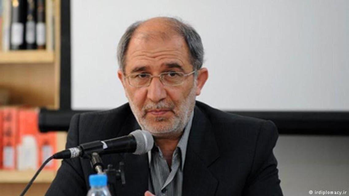 Iranian General Hussain Alai (Supplied)