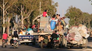 """الأسد يشن قصفا """"هيستيريا"""" على درعا.. مقتل 12 مدنياً"""