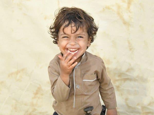 صورة الطفل اليمني السعيد.. ما قصتها؟