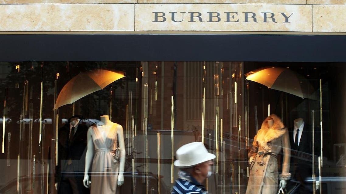 Burberry (AFP)