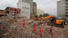 Rescuers find 9 bodies after 2 buildings collapse in India