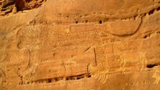 IN PICTURES: What's the story behind ancient lion engravings in Saudi Arabia?
