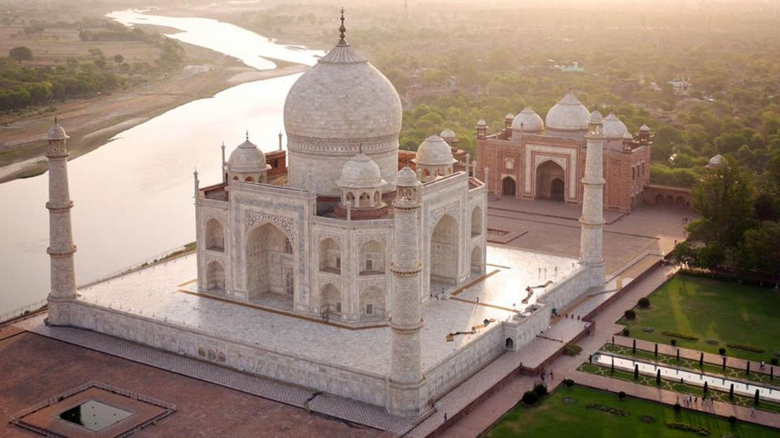 Taj Mahal is a victim of air and water pollution. (Supplied)
