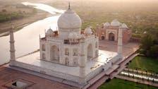 Indian govt wakes up after court rap as pollutants deface Taj Mahal