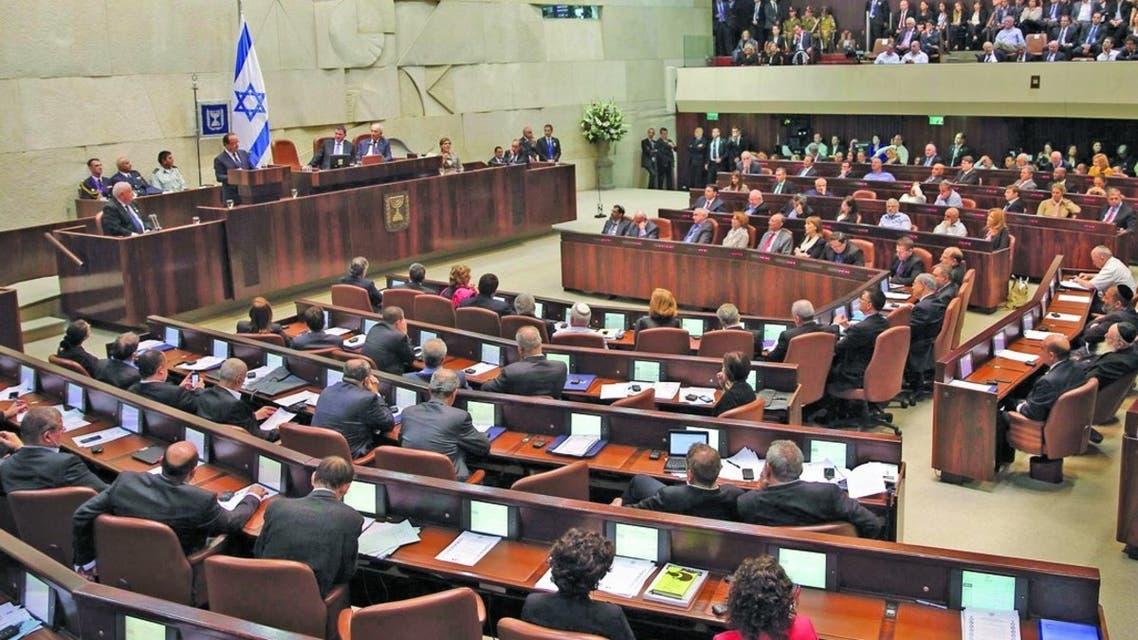 الكنيست الإسرائيلي يقر قانون يهودية الدولة