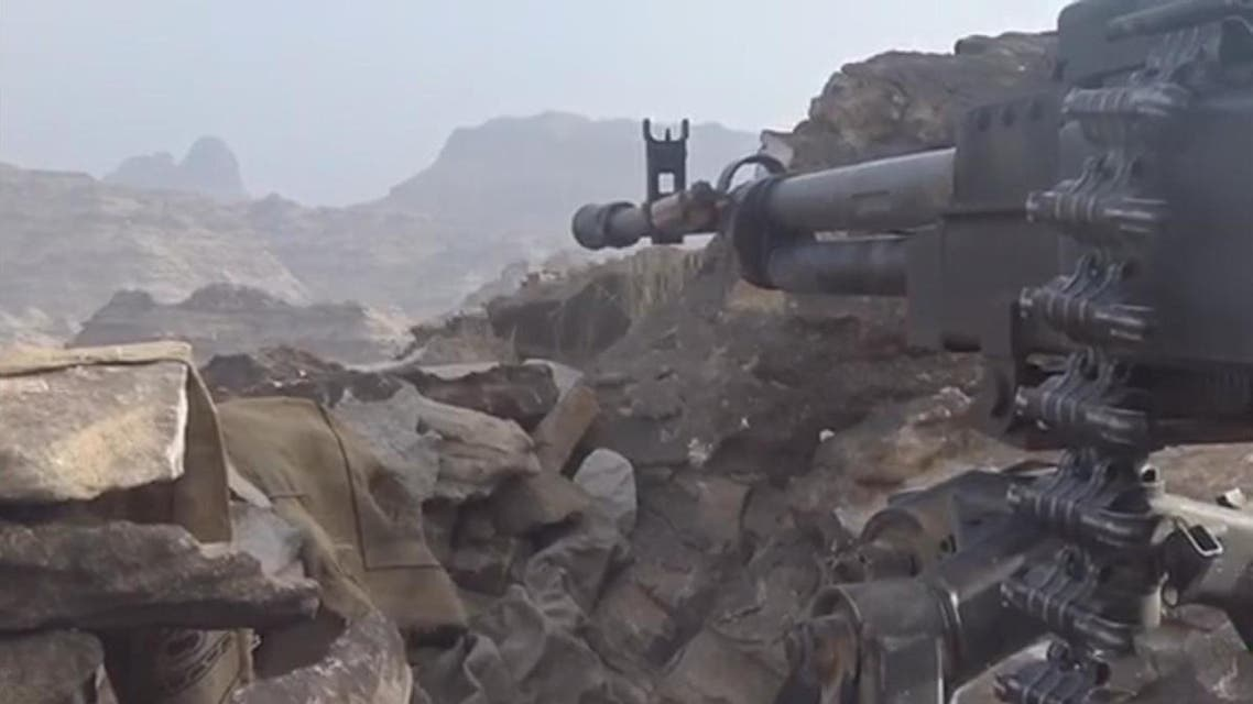 Yemen fighting. (Supplied)