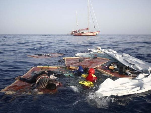 العثور على جثث 7 مهاجرين قبالة ساحل إيطاليا