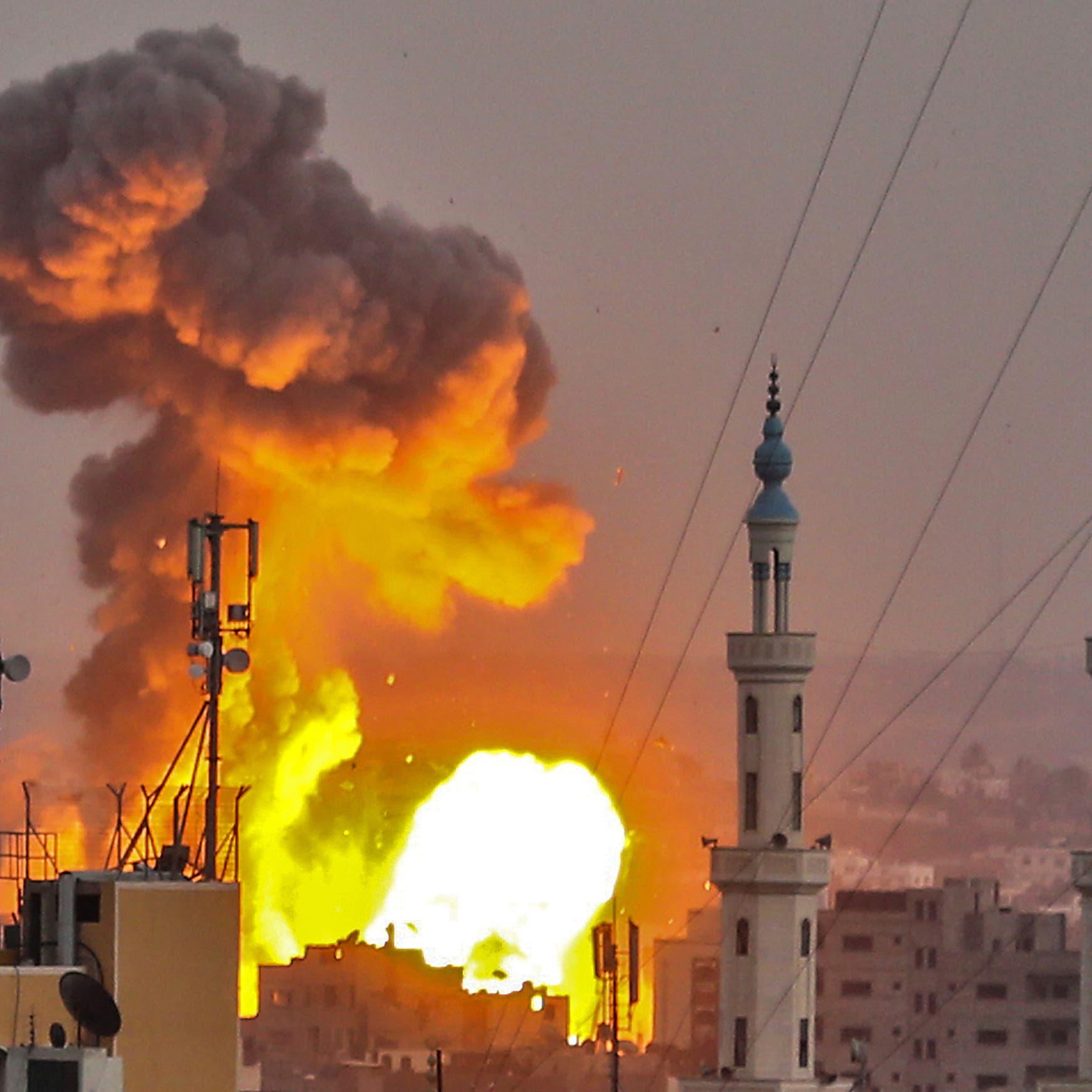 عودة الهدوء إلى غزة بجهود مصرية وأممية