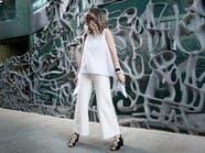 10 أفكار لارتداء سروال الدنيم الأبيض هذا الصيف