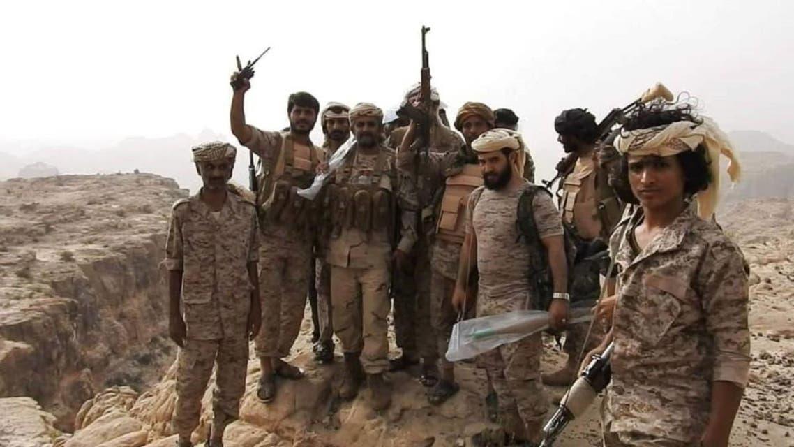 Yemeni army (Supplied)