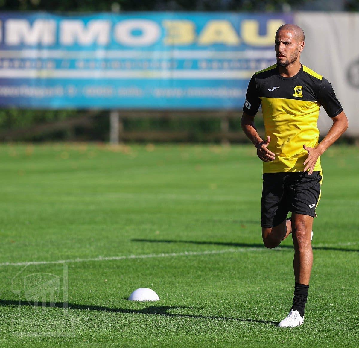 كريم الأحمدي لاعب اتحاد جدة