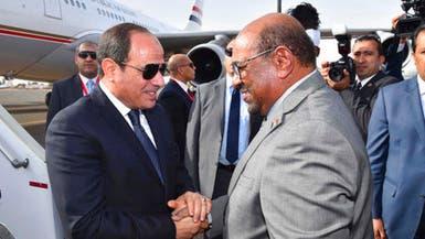 اتفاق مصري سوداني على تشكيل لجنة تسيير لمشروعات البلدين