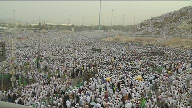 الجوازات السعودية: أكثر من مليون حاج وصلوا حتى الأربعاء
