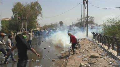 100 قتيل و5500 جريح خلال أسبوع من احتجاجات العراق