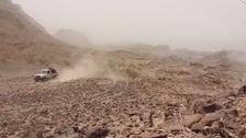 صعدہ: یمنی فوج باقم ضلع سے محض چند میٹر کے فاصلے پر